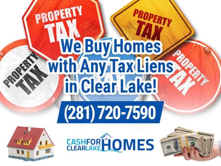 clear lake tax liens
